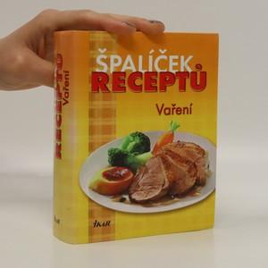 náhled knihy - Špalíček receptů. Vaření Vaření