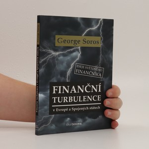 náhled knihy - Finanční turbulence v Evropě a Spojených státech