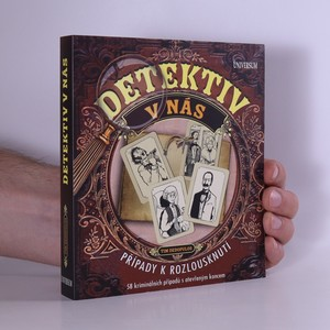 náhled knihy - Detektiv v nás : případy k rozlousknutí
