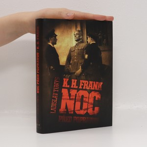 náhled knihy - K.H. Frank : noc před popravou (lehce politá)