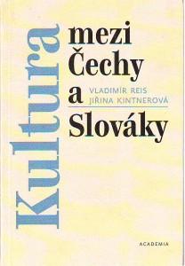 náhled knihy - Kultura mezi Čechy a Slováky
