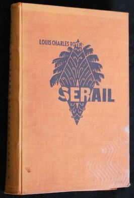 náhled knihy - Serail (autogram překladatele Jana Dlabače)