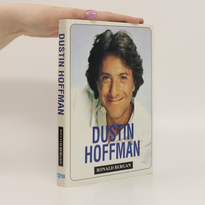 náhled knihy - Dustin Hoffman (obsahuje samolepku)