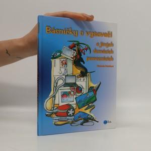 náhled knihy - Básničky o vysavači a dalších domácích pomocnících