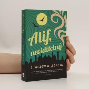 náhled knihy - Alif, neviditelný