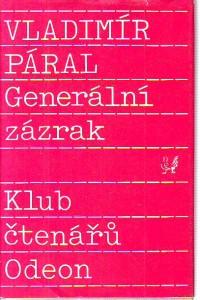 náhled knihy - Generální zázrak