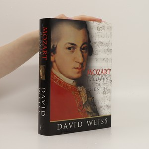 náhled knihy - Mozart : člověk a génius