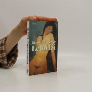 náhled knihy - Letní lži : příběhy