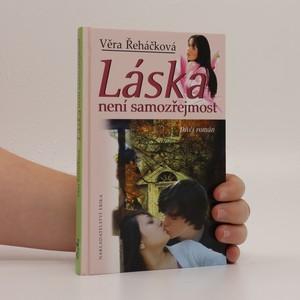 náhled knihy - Láska není samozřejmost : dívčí román