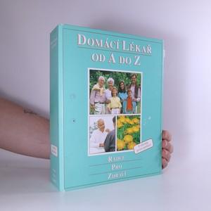 náhled knihy - Domácí lékař od A do Z