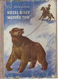 náhled knihy - Kozel Billy a medvěd Tom