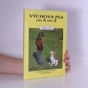 náhled knihy - Výchova psa od A do Z