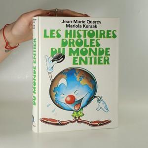 náhled knihy - Les histoires drôles du monde entier
