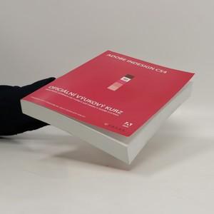 antikvární kniha Adobe Indesign CS4. Oficiální výukový kurz, 2009
