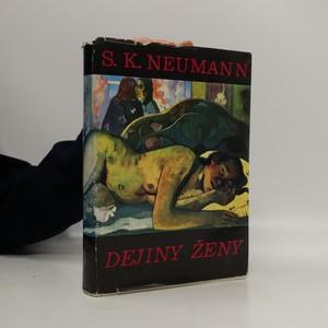 náhled knihy - Dejiny ženy 1. Žena prírodná (slovensky)
