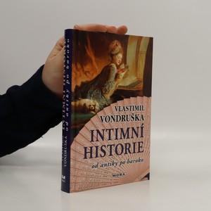 náhled knihy - Intimní historie. Od antiky po baroko