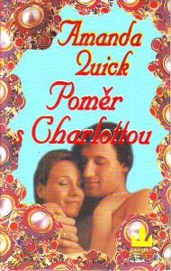 náhled knihy - Poměr s Charlottou