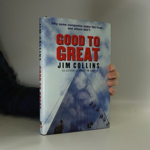 náhled knihy - Good to great : why some companies make the leap... and others don't