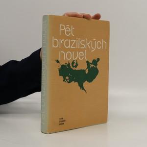 náhled knihy - Pět brazilských novel