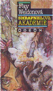 náhled knihy - Shrapnelova akademie