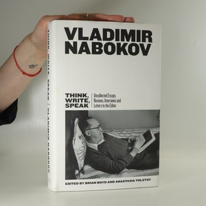 náhled knihy - Think, Write, Speak. Uncollected Essays, Reviews, Interviews and Letters to the Editor