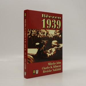 náhled knihy - Březen 1939