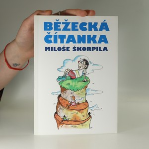náhled knihy - Běžecká čítanka Miloše Škorpila