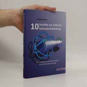 náhled knihy - 10 Schritte zur sicheren Schraubverbindung