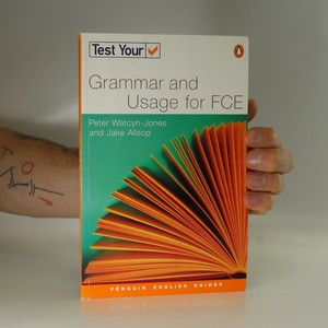 náhled knihy - Test your grammar and usage for FCE