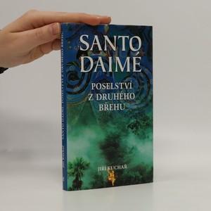 náhled knihy - Santo Daimé. Poselství z druhého břehu