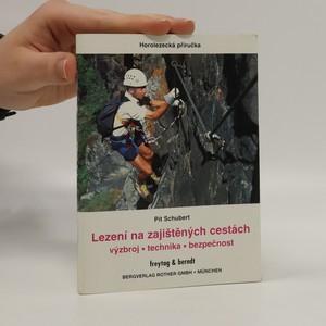 náhled knihy - Lezení na zajištěných cestách