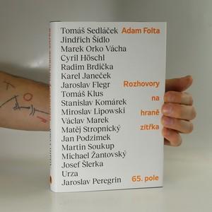 náhled knihy - Rozhovory na hraně zítřka