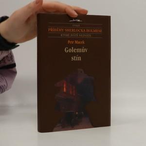 náhled knihy - Golemův stín