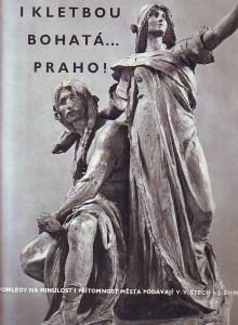 náhled knihy - Krásy plná, slávou i kletbou bohatá... Praho!