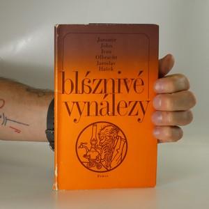 náhled knihy - Bláznivé vynálezy
