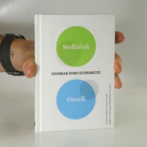 náhled knihy - Soumrak homo economicus