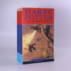 náhled knihy - Harry Potter and the Goblet of Fire. [4.]