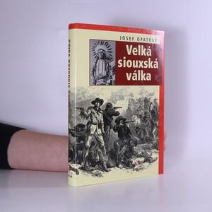 náhled knihy - Velká siouxská válka