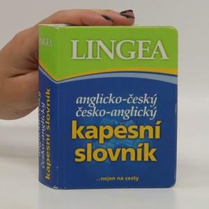 náhled knihy - Anglicko-český, česko-anglický kapesní slovník