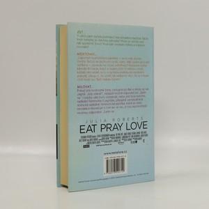 antikvární kniha Jíst, meditovat, milovat, 2007