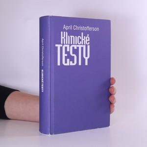 náhled knihy - Klinické testy. (politá)