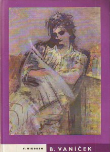 náhled knihy - B. Vaníček