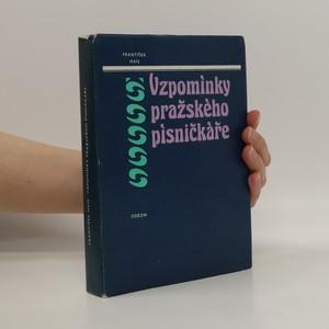 náhled knihy - Vzpomínky pražského písničkáře. 1818-1897