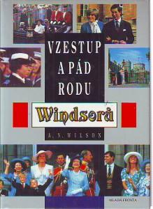 náhled knihy - Vzestup a pád rodu Winsorů