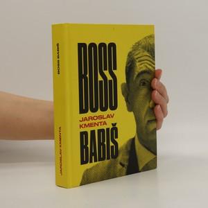 náhled knihy - Boss Babiš
