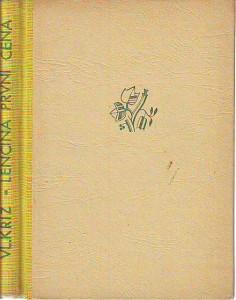 náhled knihy - Lenčina první cena