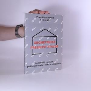 náhled knihy - Geometrická přesnost staveb