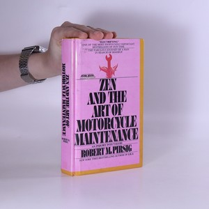 náhled knihy - Zen and the art of motorcycle maintenance