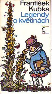 náhled knihy - Legendy o květinách
