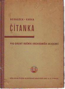 náhled knihy - Čítanka pro druhý ročník obchodních akademií